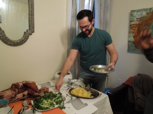 serving salat
